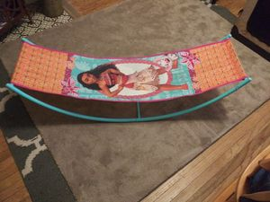 Moana kida collapsible hammock for Sale in Antioch, CA