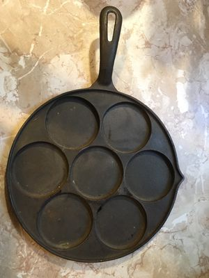 Cast Iron Skillet for Sale in Northbridge, MA