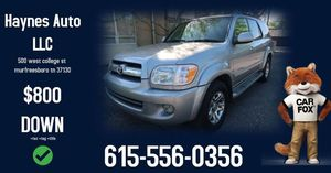 2005 Toyota Sequoia for Sale in Murfreesboro, TN