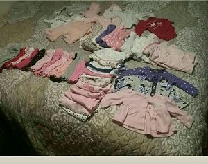 Newborn, 0-3 month girl clothes, and baby girl shoes for Sale in Glen Burnie, MD