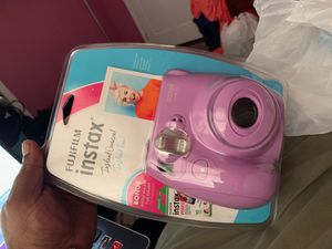 Fuji Film Instant Camera for Sale in Bowie, MD