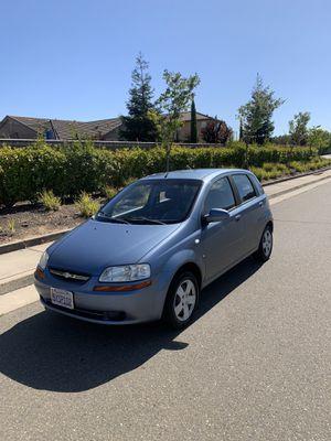 2007 Chevrolet aveo5 for Sale in Rancho Cordova, CA