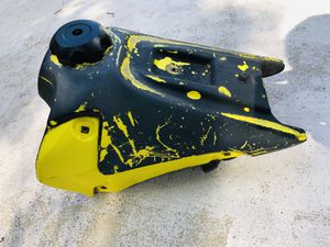 Suzuki DRZ250 (DZR 250) Dirt Bike Motorcycle FUEL TANK / GAS TANK for Sale in Longwood, FL