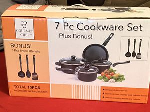 **BRAND NEW COOKWARE SET NEVER OPENED** for Sale in Miramar, FL