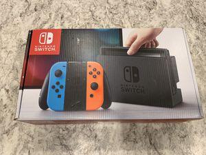 Nintendo switch!! for Sale in Salt Lake City, UT