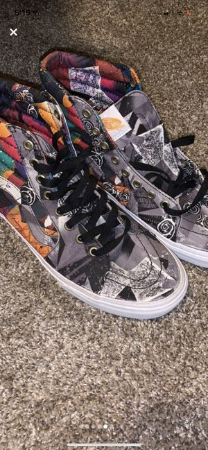 Vans high top *RARE* size 9 for Sale in Spokane Valley, WA