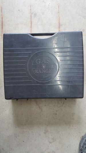 Greatland Trde Mark Deluxe Portable Butane Camping Stove for Sale in San Lorenzo, CA