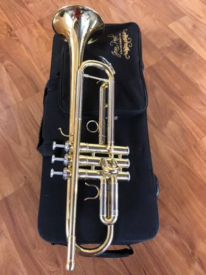 Jean Paul USA TR-11531 Trumpet Plays great, Sounds amazing Used like new Excellent Condition Made in USA 🇺🇸 for Sale in Fremont, CA
