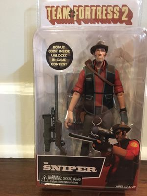 NECA Team Fortress 2 The Scout Brand NIB for Sale in Nolensville, TN
