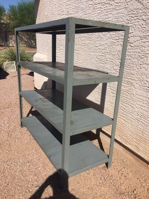 Industrial Metal Shelving for Sale in Chandler, AZ