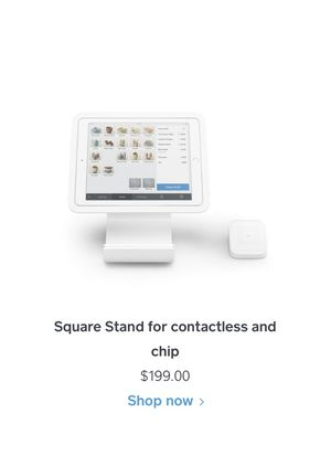 Square POS Stand with Cash Register, Printer and Kitchen Printer for Sale in West Covina, CA
