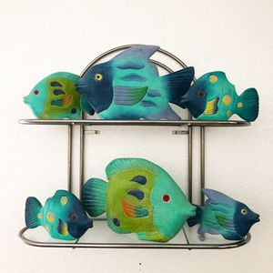 Wooden Fish Decor for Sale in San Diego, CA