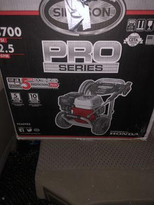 Honda power washer new for Sale in Silver Spring, MD