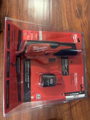 Milwaukee m12 trapsnake driver upgrade kit cp 1.5 for Sale in Los Angeles, CA