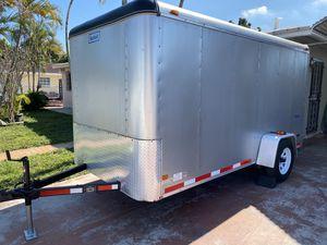 TRAILER ENCLOSED 6x12 for Sale in Miami Gardens, FL
