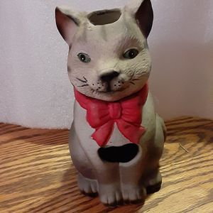 Kitty candle Holder for Sale in Kingston, WA