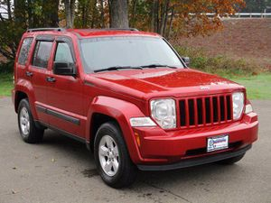 2009 Jeep Liberty for Sale in Shelton, WA