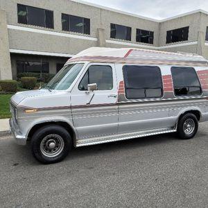 1990 Econoline Conversion Van for Sale in Escondido, CA