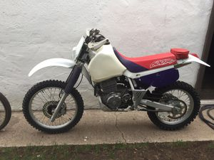 1996 Honda XR 600 Dirt Bike clean title for Sale in San Diego, CA