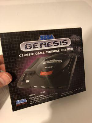 Sega Genesis console USB hub for Sale in Beaverton, OR