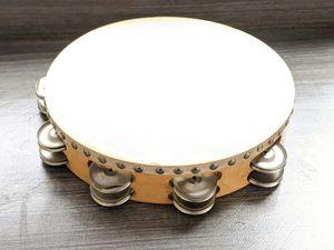"""WFL Professional Tambourine - 10"""" Calf Head for Sale in Vista, CA"""