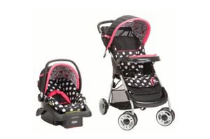 Disney Lift & Strolled plus travel system for Sale in Springfield, VA