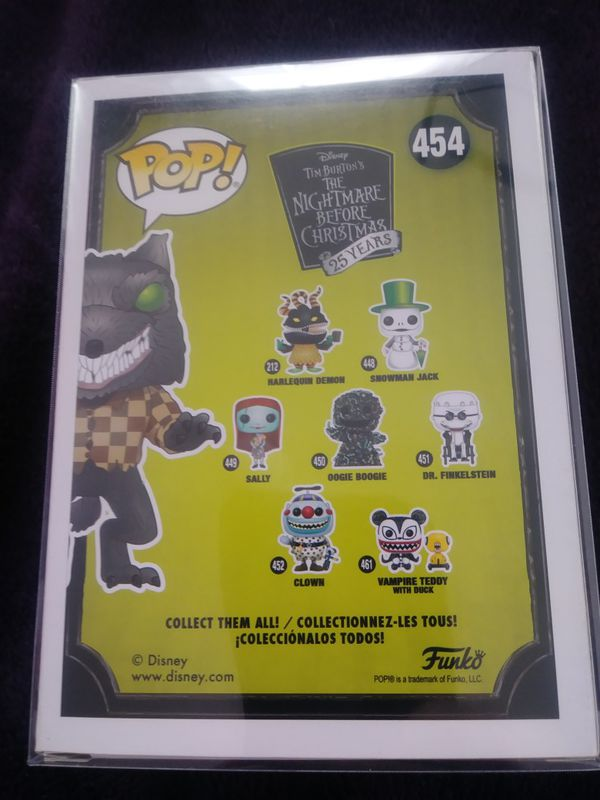 Funko Wolfman #454 (Specialty Series) pop