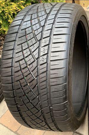 275 25 19 Continental one tire for Sale in Manassas, VA