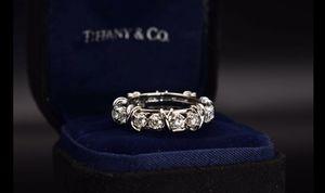 Diamond wedding ring Tiffany & Co. .. for Sale in Redmond, WA