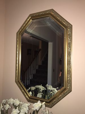 Household wall mirror for Sale in Charlotte, NC
