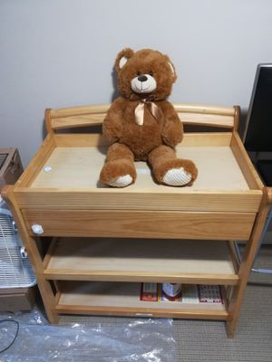 Infant Changing table with drawer (only table) for Sale in Seattle, WA