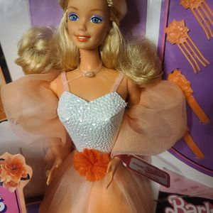 2009 Reproduction Peaches And Cream Barbie for Sale in Vancouver, WA