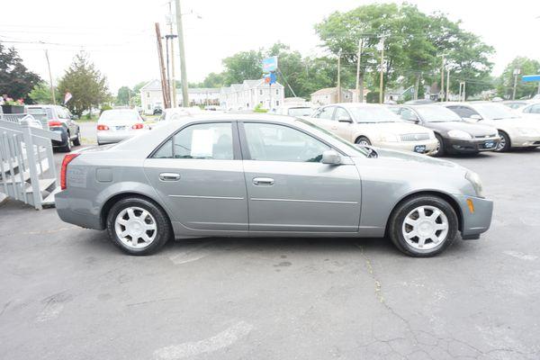 2004 Cadillac *CTS*