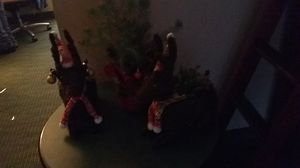 2 reindeer and a Christmas tree for Sale in San Diego, CA