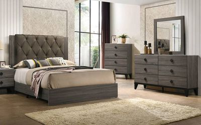 Queen Bed F9560Q for Sale in Ontario,  CA