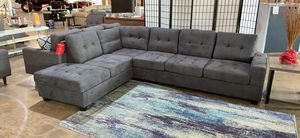 Sectional Sofa Couch with Cup Holders for Sale in Dallas, TX