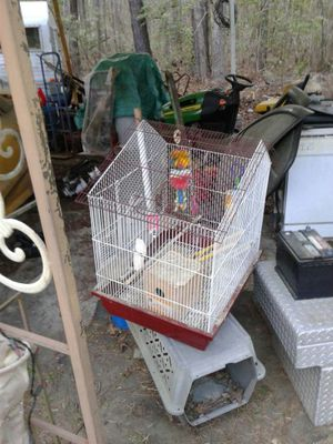 Parrot cage for Sale in Charlotte, NC