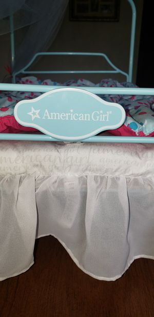 American girl doll bed for Sale in Fresno, CA