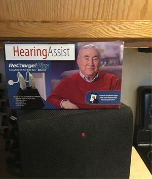 HearingAssist ReCharge Plus for Sale in El Mirage, AZ