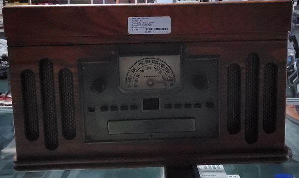 Crosley CR74 antique Styled Soundsystem