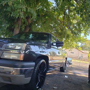 Chevy Silverado Truck for Sale in Fresno, CA