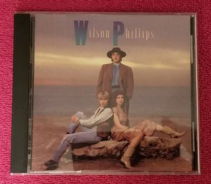 Wilson Phillips Self-Titled CD 1990 for Sale in Sedro-Woolley, WA
