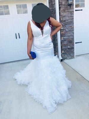 formal dress/prom/wedding dress for Sale in Alabaster, AL