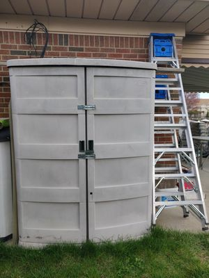 3x5 Plastic shed for Sale in Troy, MI