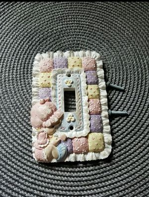 Precious moments light switch cover for Sale in Miami, FL