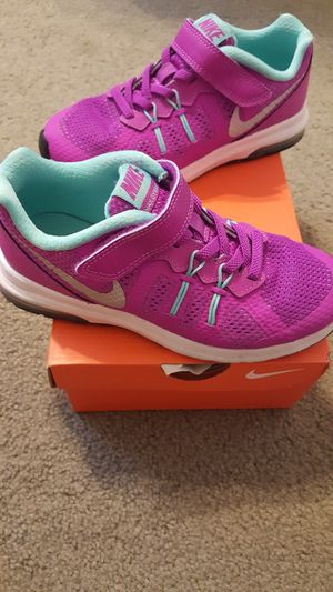 Nike girls shoes for Sale in Sanger, CA