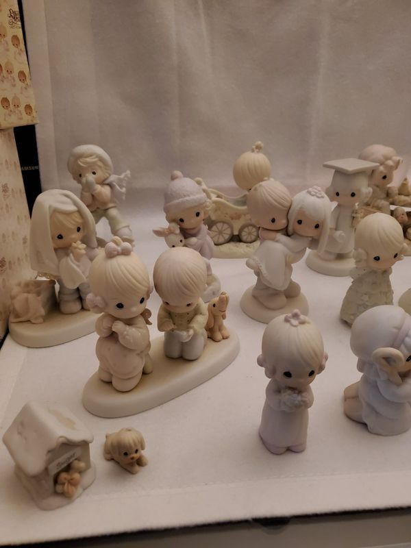 Precious Moments Vintage Collection for CHEAP! 20 total