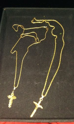 Real gold chains for Sale in San Antonio, TX