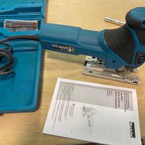 MAKITA 6.3 Amp Barrel Grip Jig Saw for Sale in Manassas, VA
