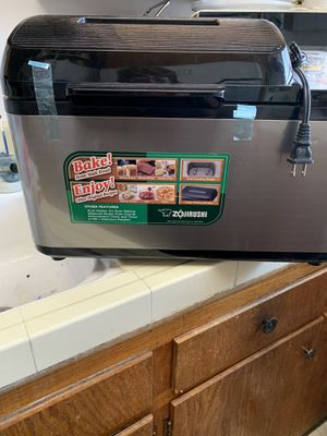 New ZOJIRUSHI VIRTUOSO bread Cake and Jam maker. Sell for $999+ for Sale in Redondo Beach, CA